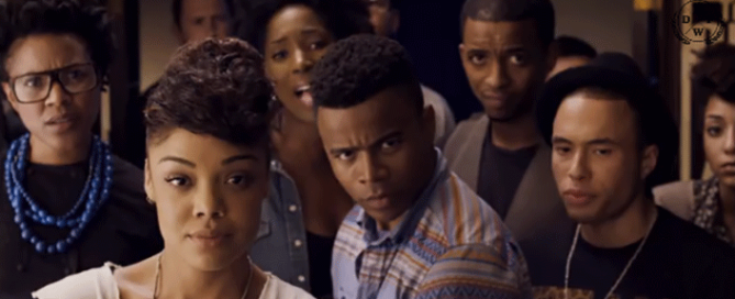 Dear White People movie
